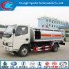De Vrachtwagen van Bowser van de Brandstof van Dongfeng 4X2 5cbm