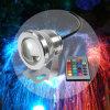 16のカラー10W 12V RGB LED Underwater Fountain Light