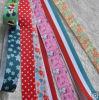 Lint van de Polyester van de Decoratie van het Huwelijk van de fabriek het In het groot Douane Afgedrukte, Afgedrukte Riem