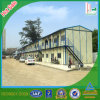 Niedriges Cost Sandwich Panel Steel Prefabricated Building für Labour House