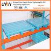 Kundenspezifische überzogene 4 Eintrag-Methoden-Stahl-Ladeplatte