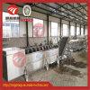 Écaillement de balai de patate douce et machine de nettoyage
