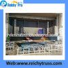 Aluminiumbinder-Zelt-Schrauben-Binder-Zapfen-Binder