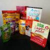 Пластичный раговорного жанра мешок упаковки еды застежки -молнии