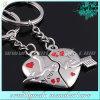 2018 Metal Promocional Coração Valentine Chaveiro dons