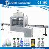 Máquina de llenado anti-corrosiva de embotellado líquido de ácido químico automático de los productos químicos