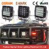Indicatore luminoso di azionamento eccellente del quadrato 7inch Osram LED di illuminazione per fuori strada (GT1007Q)