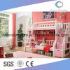 Деревянная кровать Princess нары мебели для малышей
