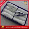 100% algodão Face da companhia aérea descartáveis toalhas quentes