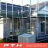조립식 호화스러운 모듈 행락지 건물로 가벼운 강철 별장 집