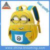 Le néoprène d'école de sac à dos de dessin animé d'étudiantes de garçons badine le sac d'enfants
