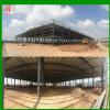 Estructura de acero prefabricados para edificación industrial, taller de acero