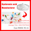 Feito na acta 99% do pó do ácido hialurónico do suplemento ao volume de China
