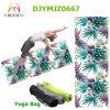 Vriendschappelijke Ideal van Eco van het Af:drukken van de Sublimatie van de Mat van de Handdoek van de Yoga van Combo voor Hete Yoga