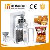 Máquina de embalagem vertical automática do selo da suficiência do formulário com pesador