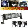 Vente chaude 72W série 6 de barre d'éclairage LED de 14 pouces