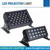 Projector ao ar livre do diodo emissor de luz da luz 18W 36W IP65 RGB do projetor do diodo emissor de luz da iluminação