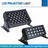 Luz de Projector LED de iluminação exterior 18W 36W Projector LED RGB IP65