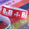 Pulseira de pulseira de papel DuPont ambiental promocional