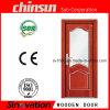 Preiswertes Schlafzimmer-hölzerne Tür mit Kurbelgehäuse-Belüftung