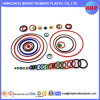 OEM of ODM EPDM of de RubberO-ring van het Silicone voor Verbinding