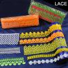 2015 Form farbige preiswerte Polyester-Chemikalien-Spitze