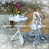 Insiemi poco costosi della sala da pranzo della mobilia di alta qualità moderna (HG804)