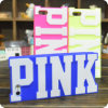 iPhone5를 위한 형식 Design 빅토리아 Pink Case