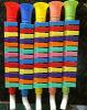 Орган рта Melodica ключей конструкции 13 рожочка музыкальной аппаратуры пластичный Multicolor