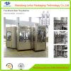 Automáticamente maquinaria de relleno del agua de botella 3 In1