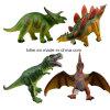 2016子供のための新しいプラスチックシミュレーションの恐竜のおもちゃ図