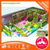 Zona de juegos de plástico Material de intdoor Zona de juegos Silla Tipo Balancín
