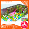 Matériel de terrain de jeu en plastique de type de terrain de jeu Intdoor Seesaw Président