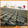 50mm-200mm de altura de HDPE preto Geocell forte