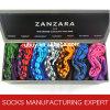 Qualität der Luxuxgeschenk-Verpackungs-Socken für Männer