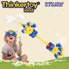 Speelgoed van het Hulpmiddel van het Stuk speelgoed van Wholesales het Intelligente Onderwijs, Stuk speelgoed van het Hulpmiddel van de Douane het Grappige