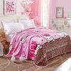こんにちはキティのベッド毛布、ベッドカバー、投球、柔らかい珊瑚のフランネル毛布