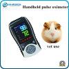 De draagbare Handbediende Monitor van Oximeter van de Impuls SpO2 voor Veterinaire Medische Apparatuur