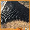 HDPE Geoweb voor de Controle van de Erosie van het Zand en de Bescherming van de Helling