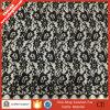 Merletto 2016 del fabbricato tessuto il nero di alta qualità di disegno del fiore di Tailian