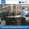 Изготовление сварочного аппарата шва 3 участков для стали/гальванизированного стального/алюминиевого материала