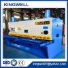 CNC Hydrauilc Scheerbeurt, de Scherpe Machine van de Plaat van het Metaal