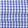 Cotone Stretch Seersucker Fabric con Spandex per Clothing