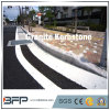 Granit-Steinbordstein berechnet des Kopfstein-Steins für Bürgersteig oder Fahrstraße