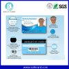 Подгонянная карточка удостоверения личности PVC печатание франтовская