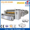 Zq-III-H400 completamente automática de planta de fabricación de papel higiénico