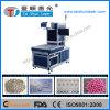 Hotsale中国の二酸化炭素革のためのダイナミックなレーザーのマーキング機械