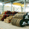De Katrol van de Transportband van het staal/de Trommel van de Transportband van de Riem/de Rol van de Transportband