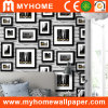 Photo Frame Pattern Paper Wallpaper pour Walls