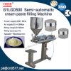 Halfautomatische Tribune Één Hoofd het Vullen van het Deeg Machine voor Lotion (G1LGD1000)